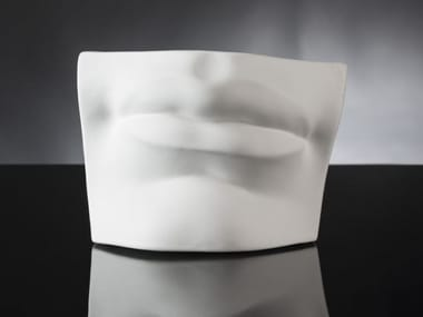 Scultura in ceramica BOCCA DAVID | Scultura