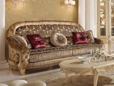3 seater fabric sofa DAVID | Sofa