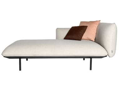 Upholstered fabric Garden daybed SENJA | Garden daybed
