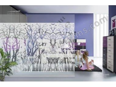 Adhesive decorative window film DECO 518i
