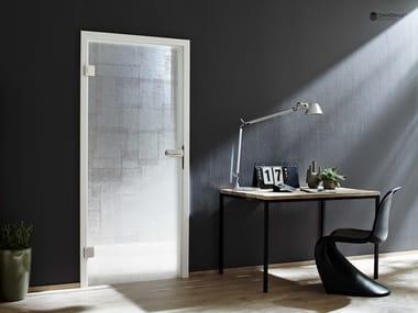Porte Per Interni In Vetro Decorato Archiproducts