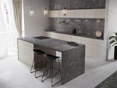 Rivestimento per mobili effetto cemento DEKTON® LAOS