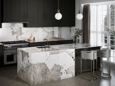 Dekton® wall tiles with granite effect DEKTON® KHALO
