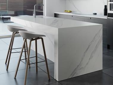 Rivestimento per mobili effetto marmo DEKTON® OPERA