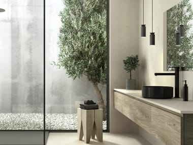 Dekton® wall tiles with stone effect DEKTON® SASEA