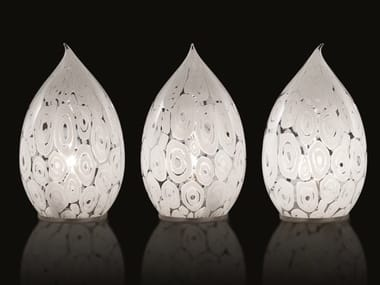 Murano glass table lamp DELICE | Table lamp