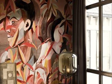 Panoramic wallpaper DELOVE