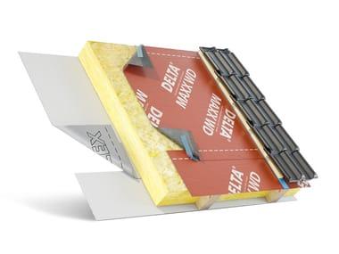 Membrana impermeabile traspirante DELTA ®-MAXX WD