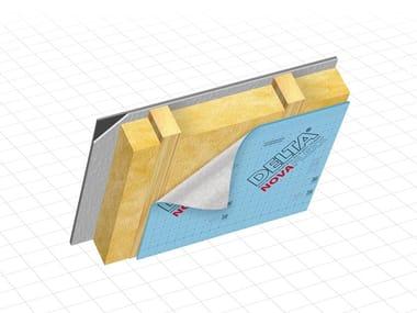 Schermo freno vapore impermeabile DELTA ®-NOVAFLEXX