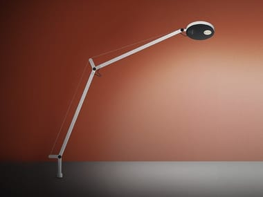 LED adjustable table lamp with fixed support DEMETRA | LED table lamp