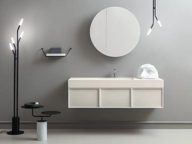 Mensolone lavabo e basi con cassetti DES 20