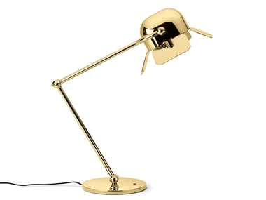 Adjustable aluminium desk lamp FLAMINGO | Desk lamp