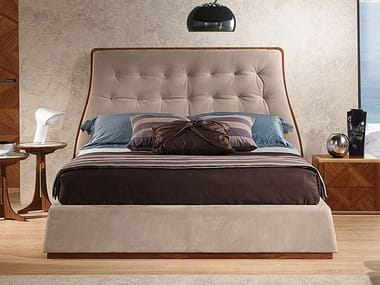 Upholstered storage bed DESYO | Bed