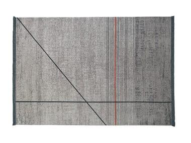 Rectangular rug DIAGONAL | Rug