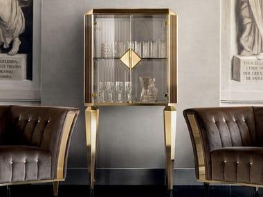 Credenza Con Ante In Vetro : Credenze in legno e vetro archiproducts