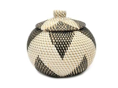 Rattan basket DIAMOND