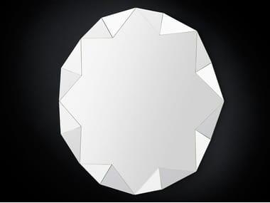 Wall-mounted hall mirror DIAMOND