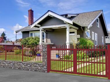 Extruded aluminium Fence / gate DIANA