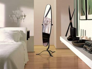 Espelho basculante de chão de ferro DIDONE
