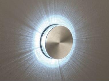 Segnapasso a LED a parete DISCO 360°