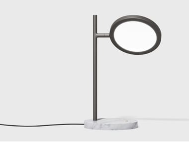 Adjustable table lamp DISCUS | Table lamp