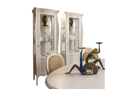 Wooden display cabinet SOGNI D'AMORE | Display cabinet