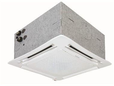 Fan coil unit for suspended ceiling DIVA