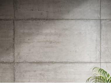 Porcelain stoneware wall/floor tiles with concrete effect DOCKS