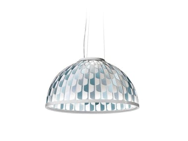 LED Cristalflex® pendant lamp DOME