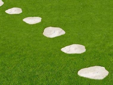 Reconstructed stone garden paths DOMUS | Garden paths