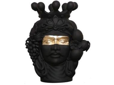 Terracotta vase DON VENERANDO