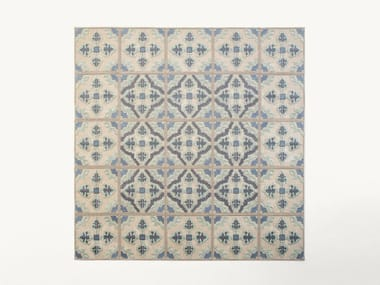 Outdoor rugs with geometric shapes DONNA FLORIO