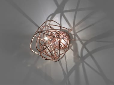 LED metal wall lamp DOODLE | Wall lamp