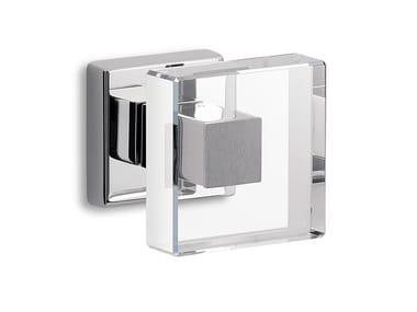 Brass door knob SHINY | Door knob