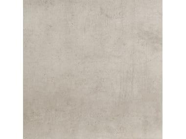 Pavimento/rivestimento in gres porcellanato effetto cemento DOT GRIGIO CHIARO