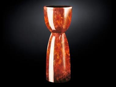 LDPE vase DOUBLE FACE RADICA