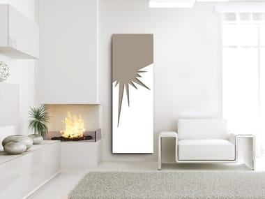 Radiateur / radiateur décoratif en aluminium DOUBLE PLATE - DP 00504A