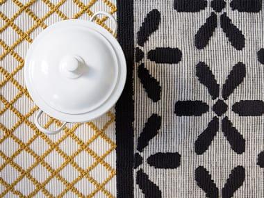 Rectangular custom rug DOUBLEFACE FLORENCE
