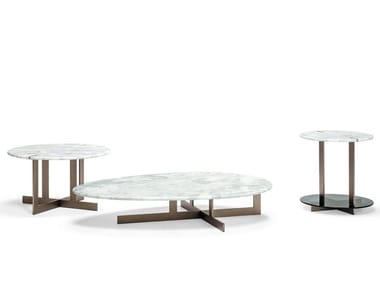 Marble coffee table DOUGLAS | Coffee table