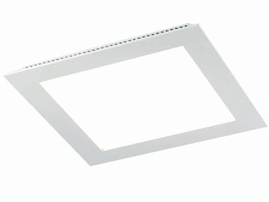 LED square recessed spotlight DOWNLIGHT | Square spotlight