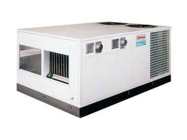 Thermoventilation unit DPU - DUAL POWER