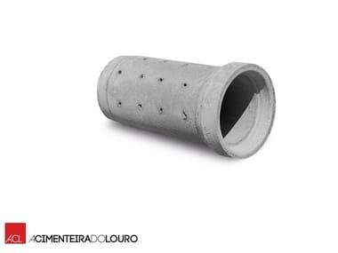 Tubazione e manufatto per fognatura DRAIN PIPES