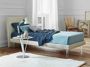 Single bed with removable cover DREAM ON | Single bed