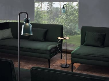 LED floor lamp DRIP P/131