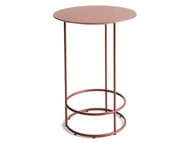 Metal high side table DROP | High side table
