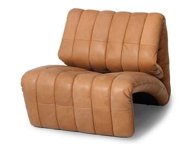 Recliner leather armchair DS-266 | Leather armchair