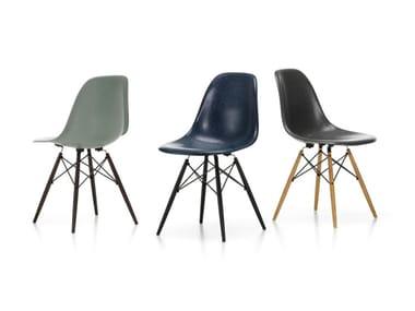 Glass-fibre chair DSW FIBERGLASS CHAIR