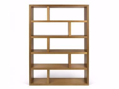 Open freestanding shelving unit DUBLIN