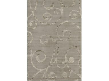 Hand-tufted rug DUCALE SAND