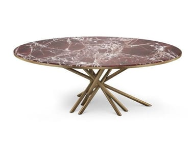 Marble coffee table DUCHESS | Coffee table